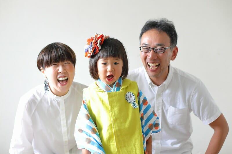 七五三撮影,七五三,七五三家族写真,東京スタジオ