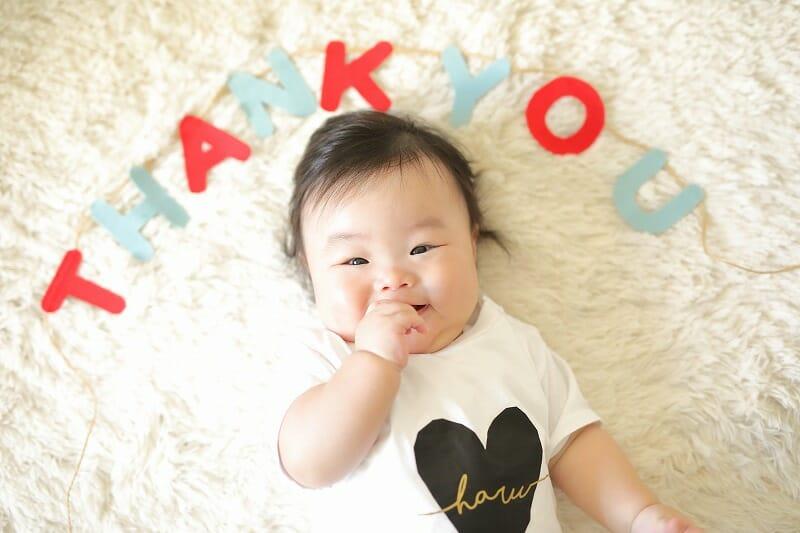 赤ちゃん写真撮影,1歳記念写真,子ども写真