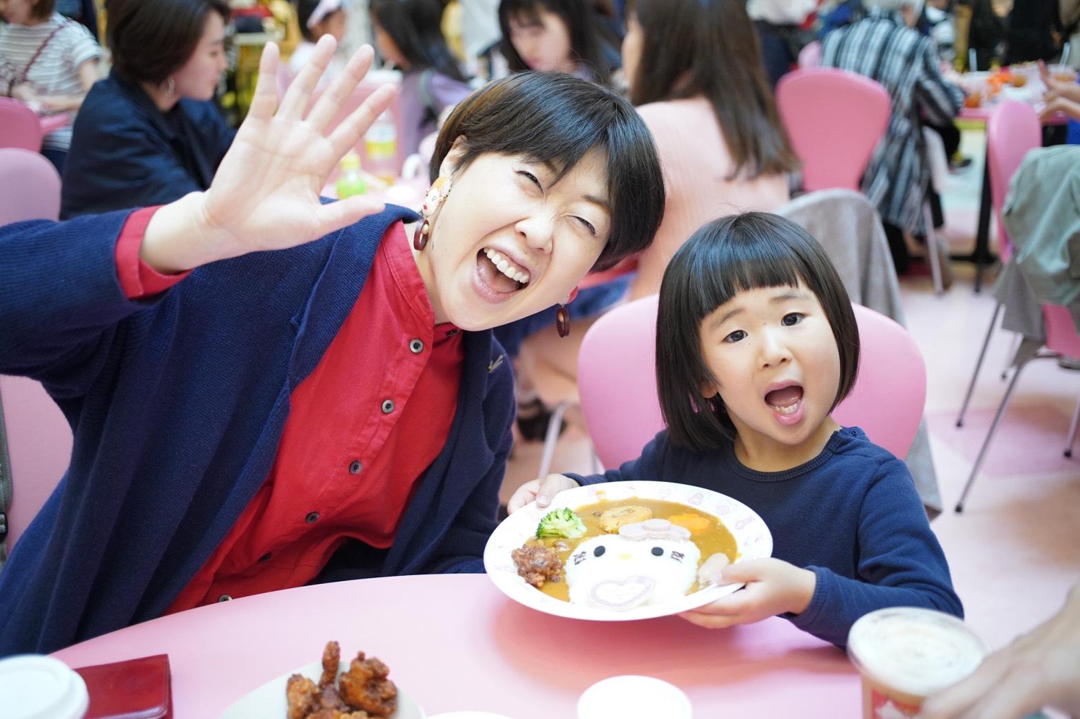 3歳女の子,写真スタジオ,東京写真スタジオ,サンリオランド