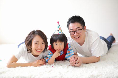 大切な友だち家族が名古屋から撮影にきてくれました!