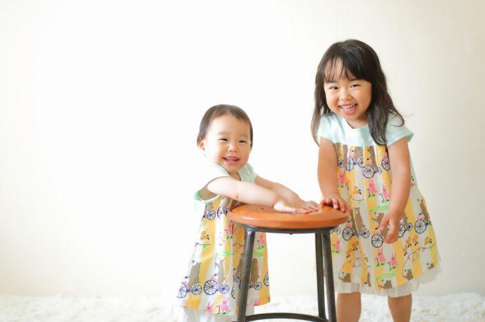 家族写真,家族撮影,記念撮影,東京スタジオ,1歳誕生日,誕生日記念撮影