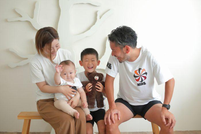 家族写真,兄弟写真,東京スタジオ,兄弟
