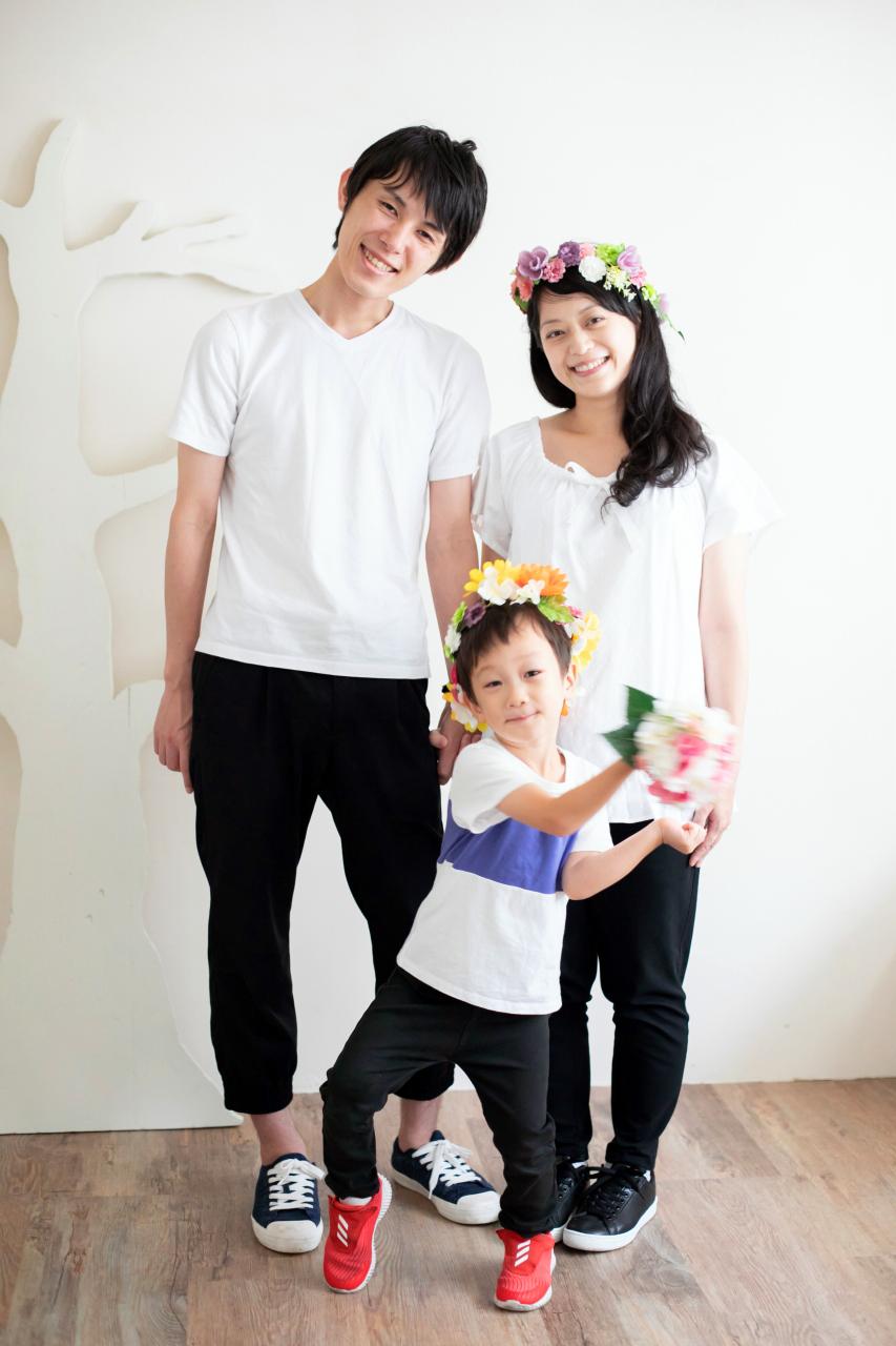 sauge,マタニティ衣装,マタニティ撮影,家族写真