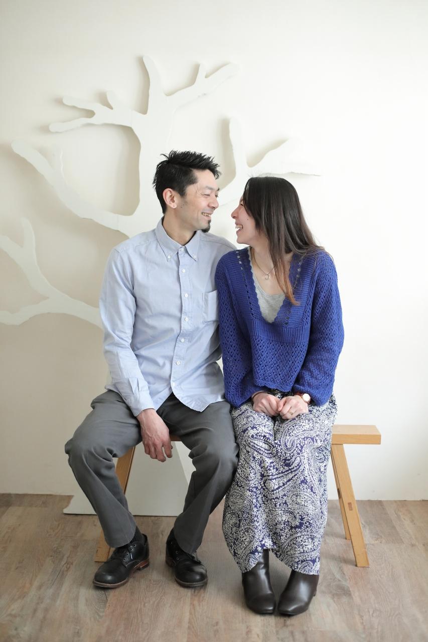 マタニティ,結婚1周年,スタジオ撮影