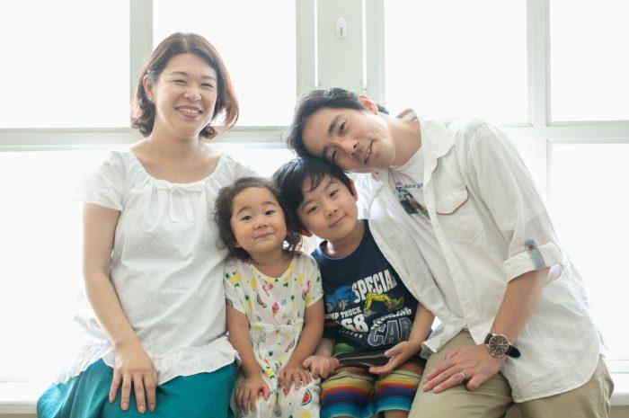 38週のマタニティフォト,もうすぐ出産!家族写真撮影