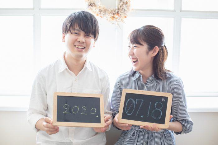結婚1周年記念撮影,スタジオ撮影,結婚1周年