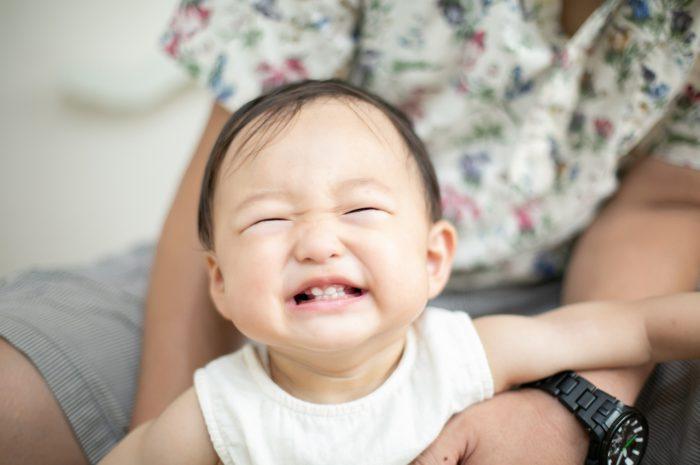 10歳と1歳の兄弟記念撮影,ハーフ成人式記念撮影,いい笑顔!