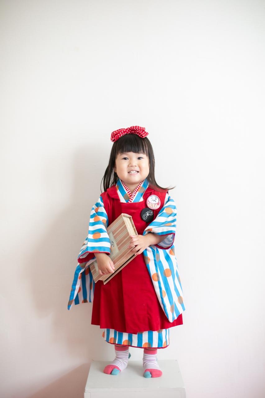 3歳七五三撮影,3歳女子,姉妹撮影,渋谷スタジオ