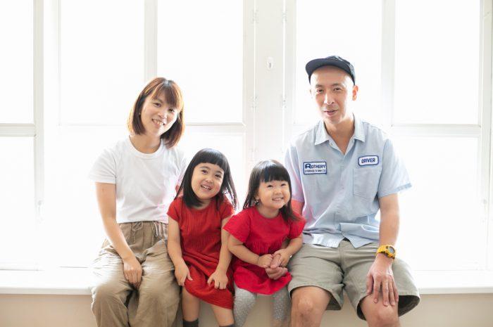 3歳七五三撮影,3歳女子,姉妹撮影,恒例撮影,家族写真