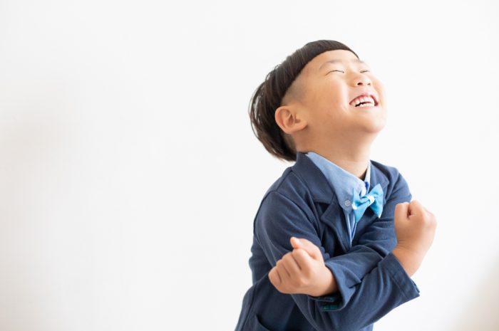 5歳男の子七五三&代々木公園ロケーション撮影