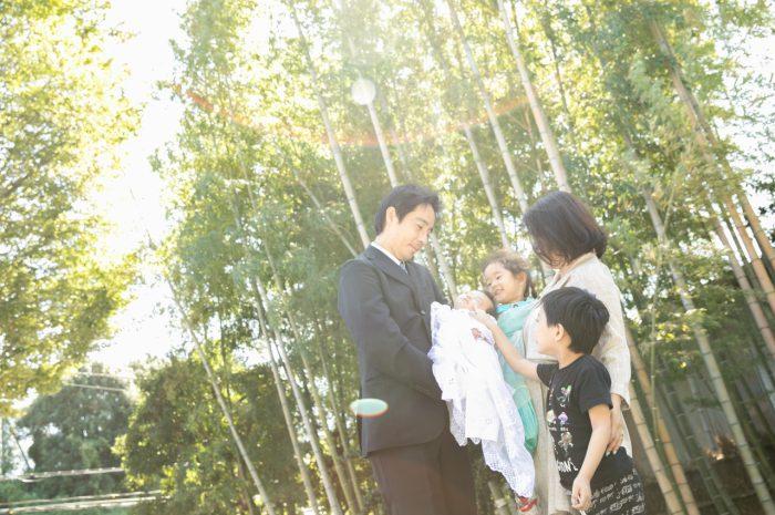 出張撮影,琴平神社,お宮参り