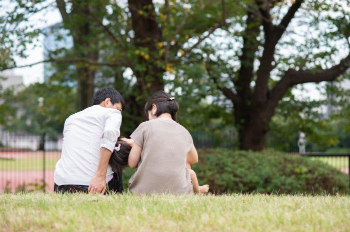 1歳女の子記念写真撮影,代々木公園ロケーション