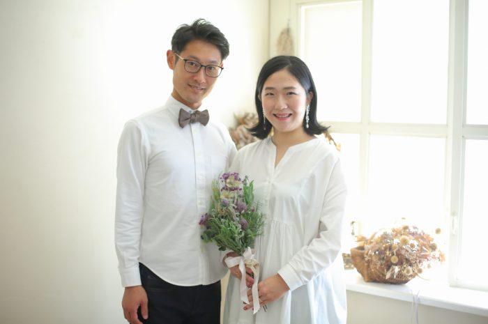 結婚10周年記念,家族写真撮影,夫婦写真