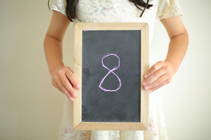 結婚10周年記念,家族写真撮影,8歳女の子誕生日記念撮影