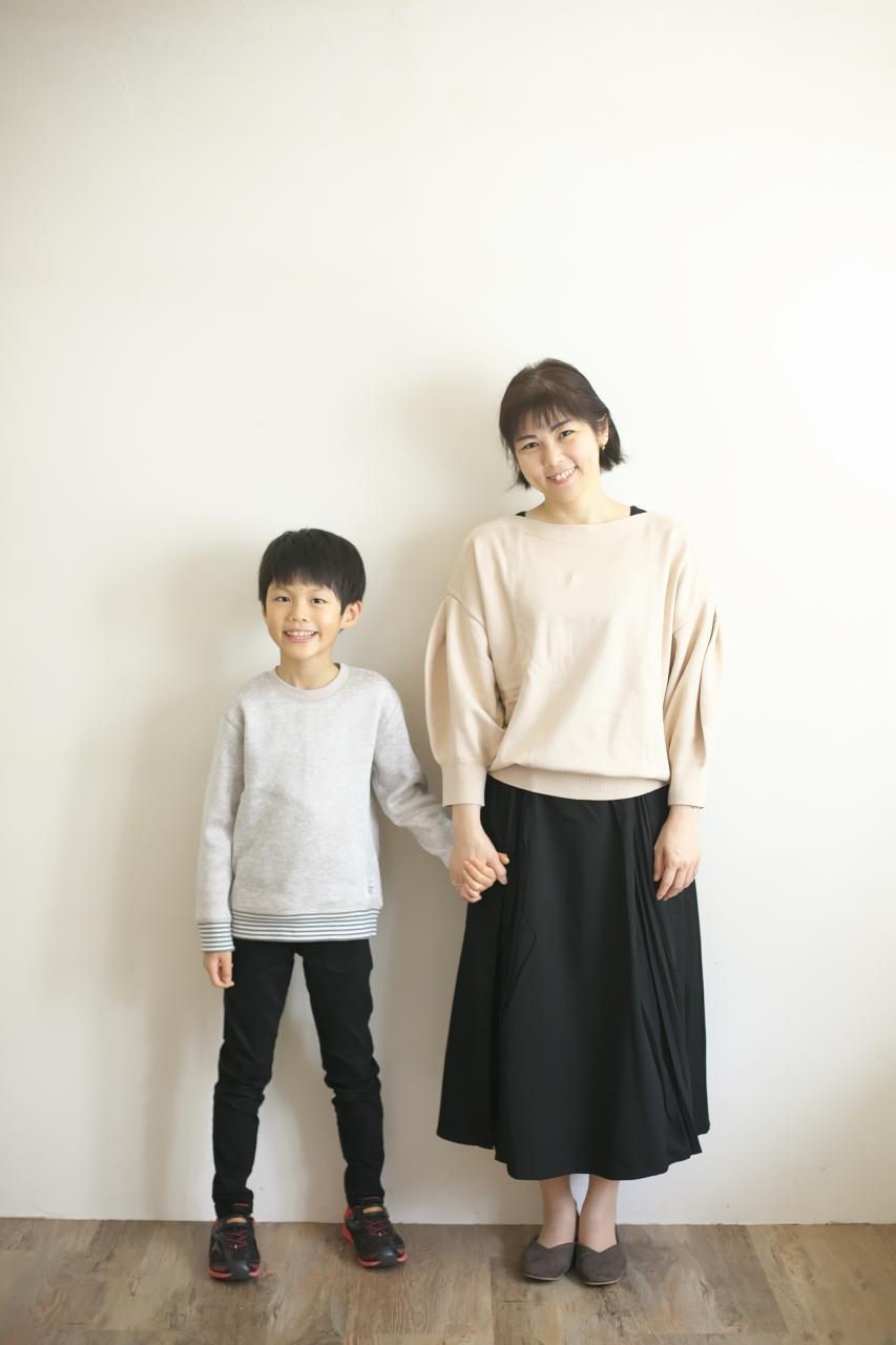 8歳男の子記念撮影,スタジオ,渋谷スタジオ,富ヶ谷スタジオ