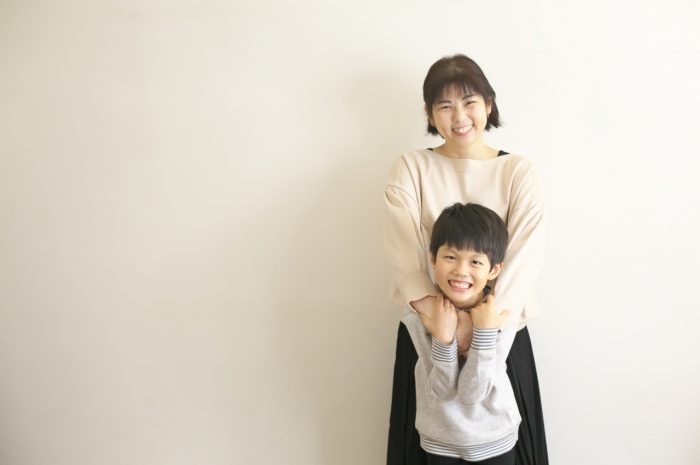 8歳男の子記念撮影,スタジオ,渋谷スタジオ,富ヶ谷スタジオ,8歳誕生日記念,親子
