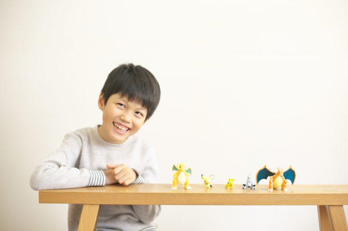 8歳男の子記念撮影,スタジオ,渋谷スタジオ,富ヶ谷スタジオ,8歳誕生日記念,大好きがいっぱい
