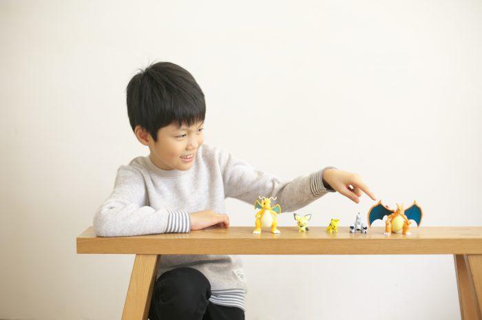 8歳男の子記念撮影,スタジオ,渋谷スタジオ,富ヶ谷スタジオ,8歳誕生日記念,ポケモン大好き