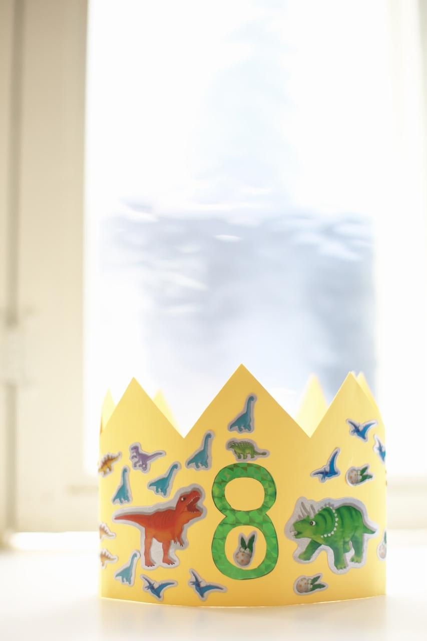 8歳男の子記念撮影,スタジオ,渋谷スタジオ,富ヶ谷スタジオ,8歳誕生日記念,王冠
