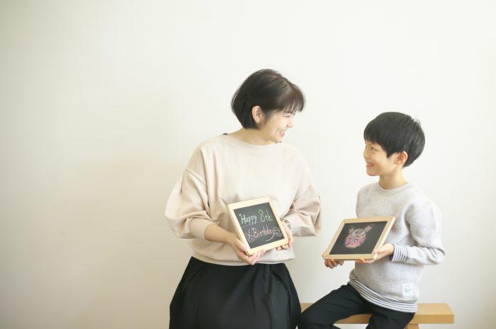 8歳男の子記念撮影,スタジオ,渋谷スタジオ,富ヶ谷スタジオ,8歳誕生日記念,みせあいっこ