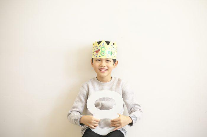 8歳男の子記念撮影,スタジオ,渋谷スタジオ,富ヶ谷スタジオ,8歳誕生日記念