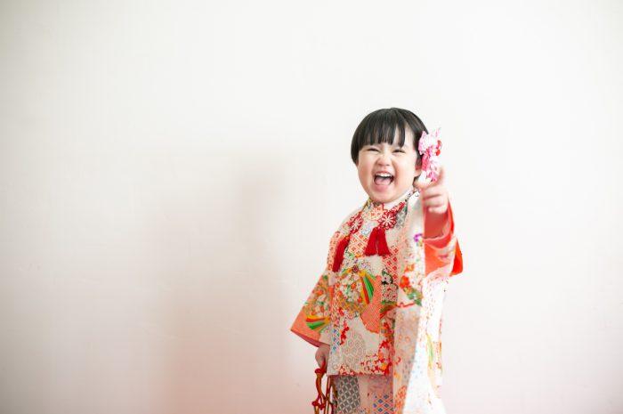 3歳女の子七五三撮影,753,持ち込み着物,被布撮影