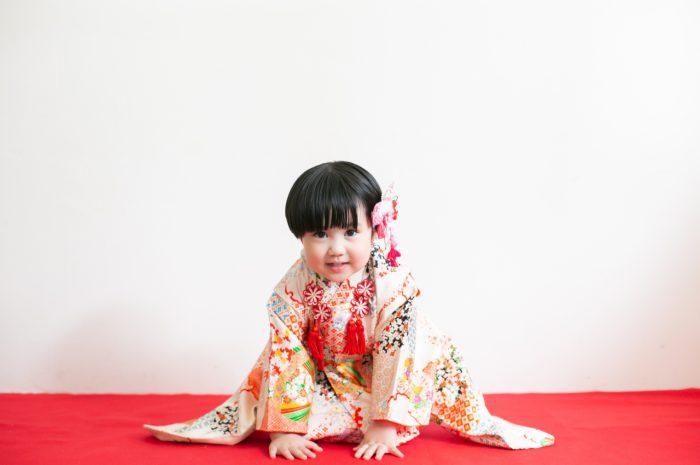 3歳女の子七五三撮影,753