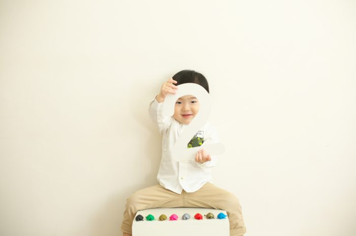 2歳男の子誕生日
