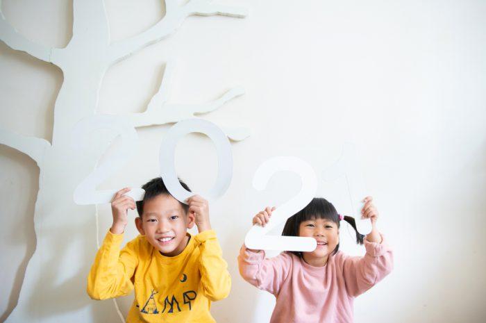 家族写真撮影,渋谷スタジオ,年賀状用