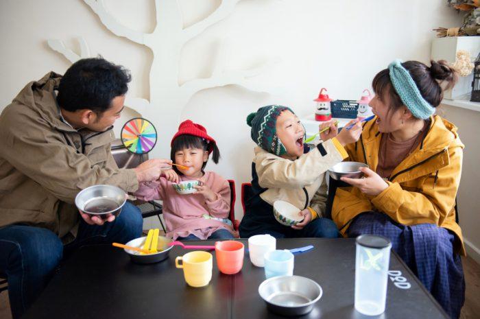 家族写真撮影,渋谷スタジオ