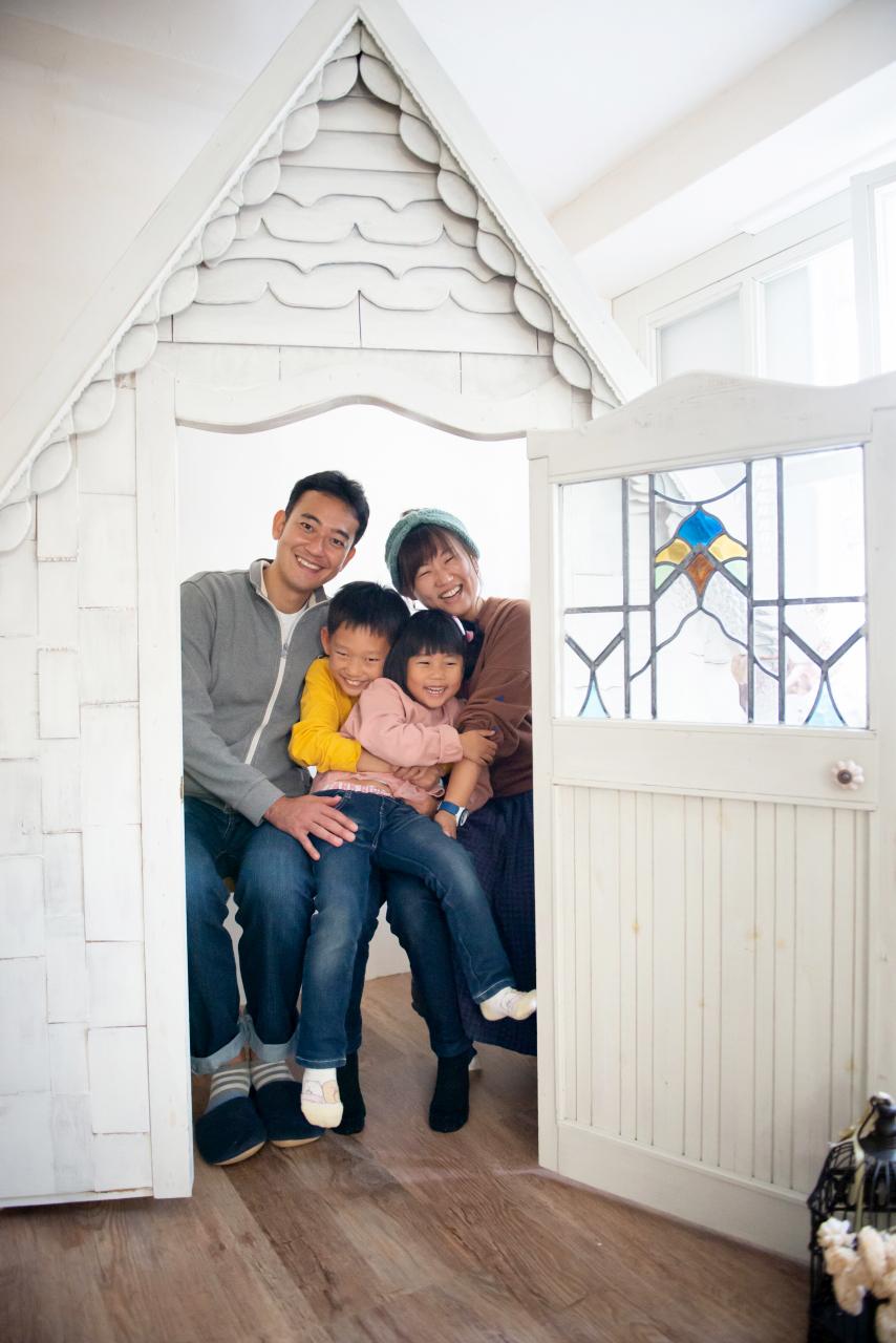 家族写真撮影,渋谷スタジオ,毎年恒例