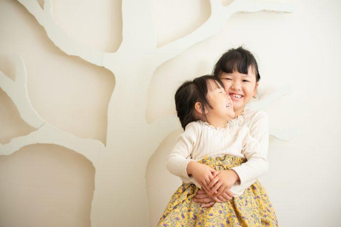 姉妹写真,渋谷スタジオ撮影,姉妹フォト
