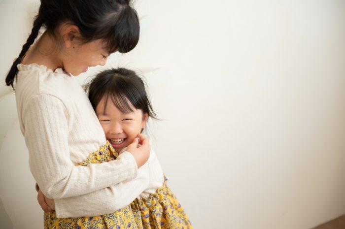 姉妹写真,渋谷スタジオ撮影