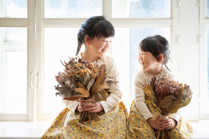 姉妹写真,渋谷スタジオ
