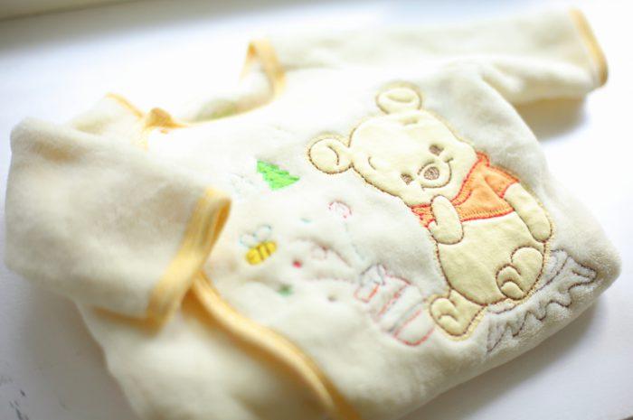 マタニティフォト,赤ちゃん衣装