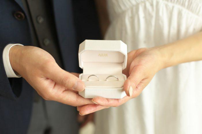 フォトウエディング,入籍記念のフォトウエディング,結婚指輪