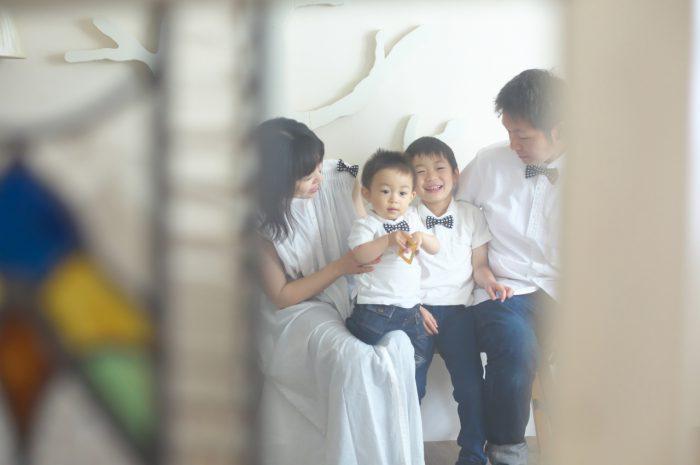 家族写真,記念写真