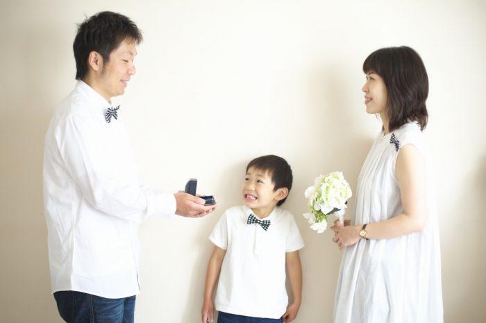 結婚10周年撮影