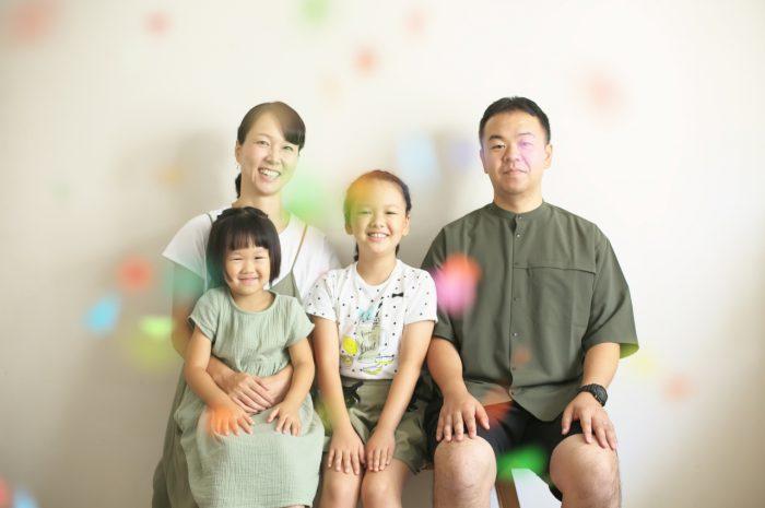 家族写真,紙吹雪