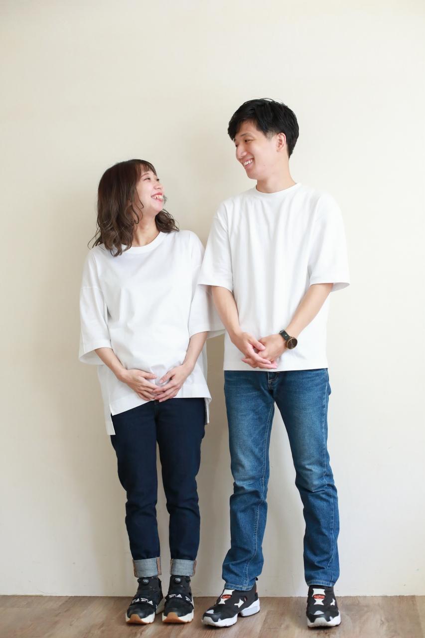 マタニティフォト,渋谷スタジオ,32週,妊娠32週,かわいい,STUDIO撮ろうよ,明るいスタジオ,渋谷スタジオ