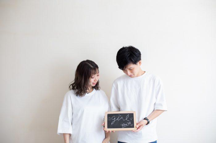 32週のマタニティフォト,マタニティ撮影,Tシャツ